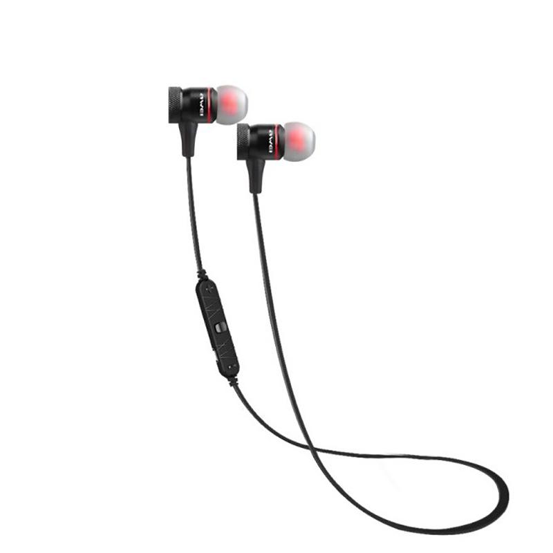 Awei A920BL tra%CC%8Adløse sports høretelefoner