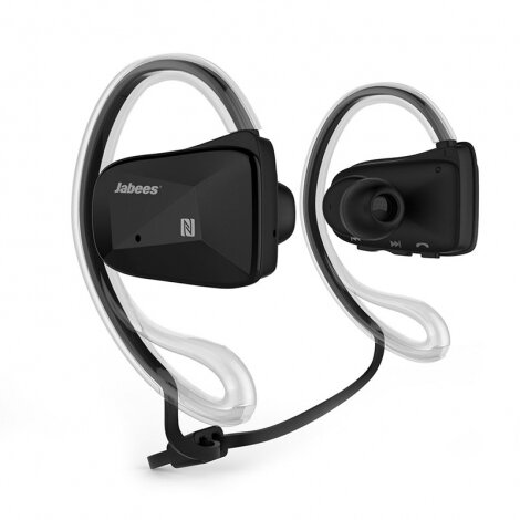 Jabees Bsport trådløst bluetooth headset | sort